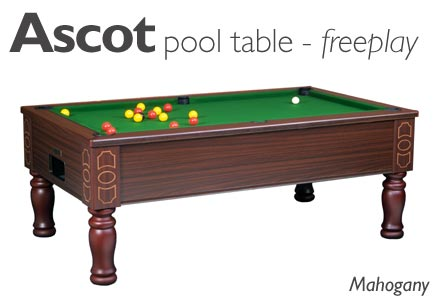 Pool table size - Dimension table billard ...
